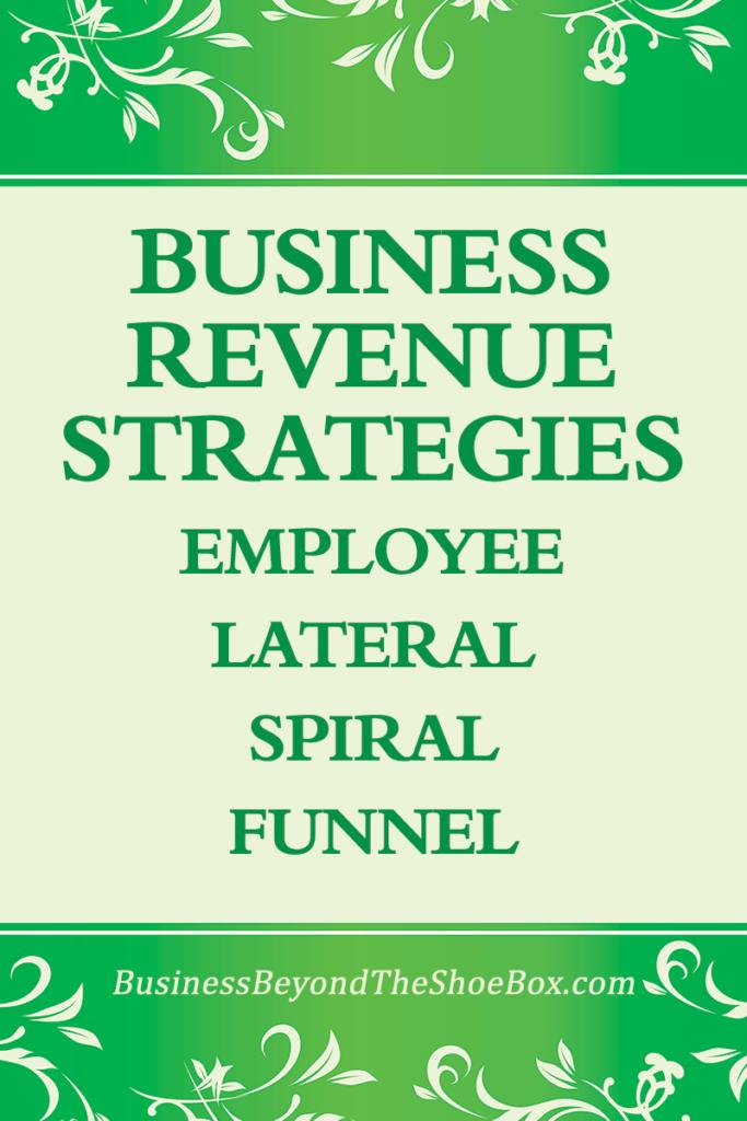 business revenue strategies