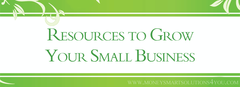 Resources to Grow Your Small Business