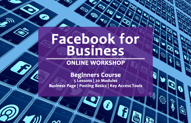 Facebook online workshop