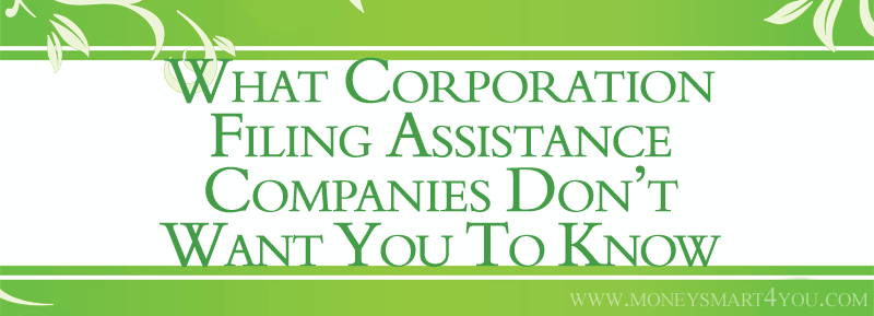 What Corporation Statement of Information Filing Assistance Companies Don't Want You to Know