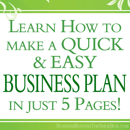 Learn how to make a quick and easy business plan in just 5 pages with this simple guide for entrepreneurs.