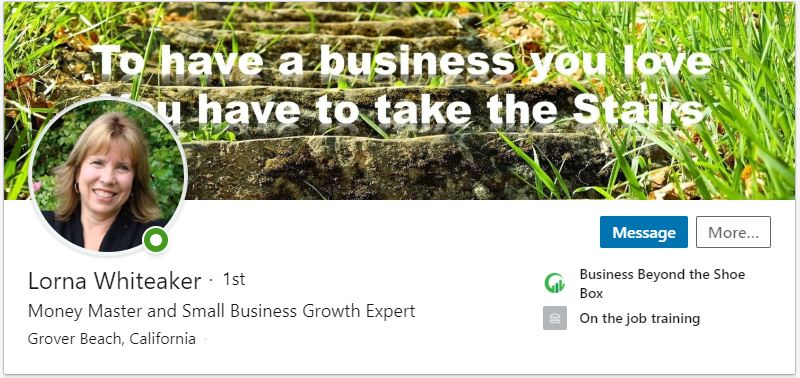 Marketing Your Business Through Profile Updates on LinkedIn 2