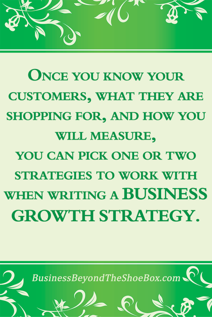 How to Write a Business Growth Strategy 1
