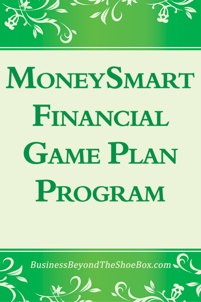 MoneySmart Financial Game Plan Program 1