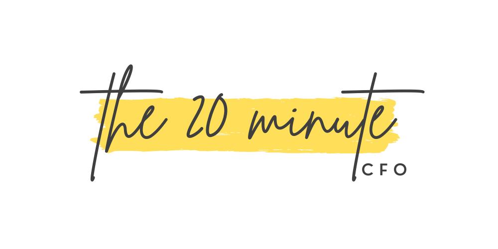 The 20 Minute CFO 1