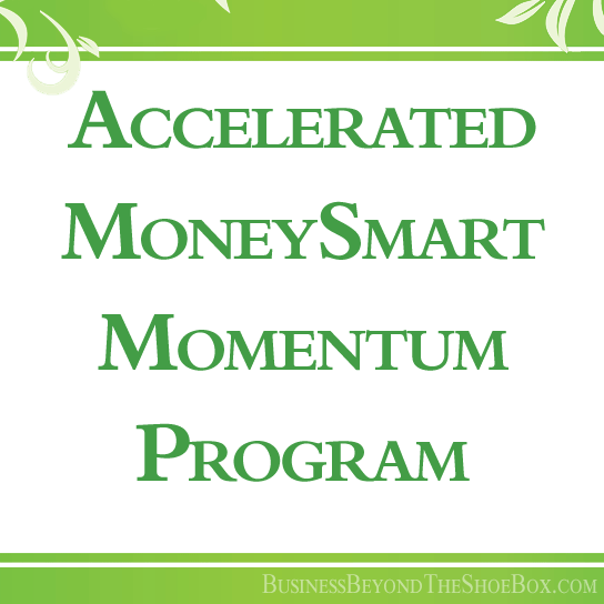 Accelerated MoneySmart Momentum Program 1