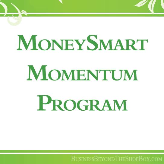 MoneySmart Momentum Program 1